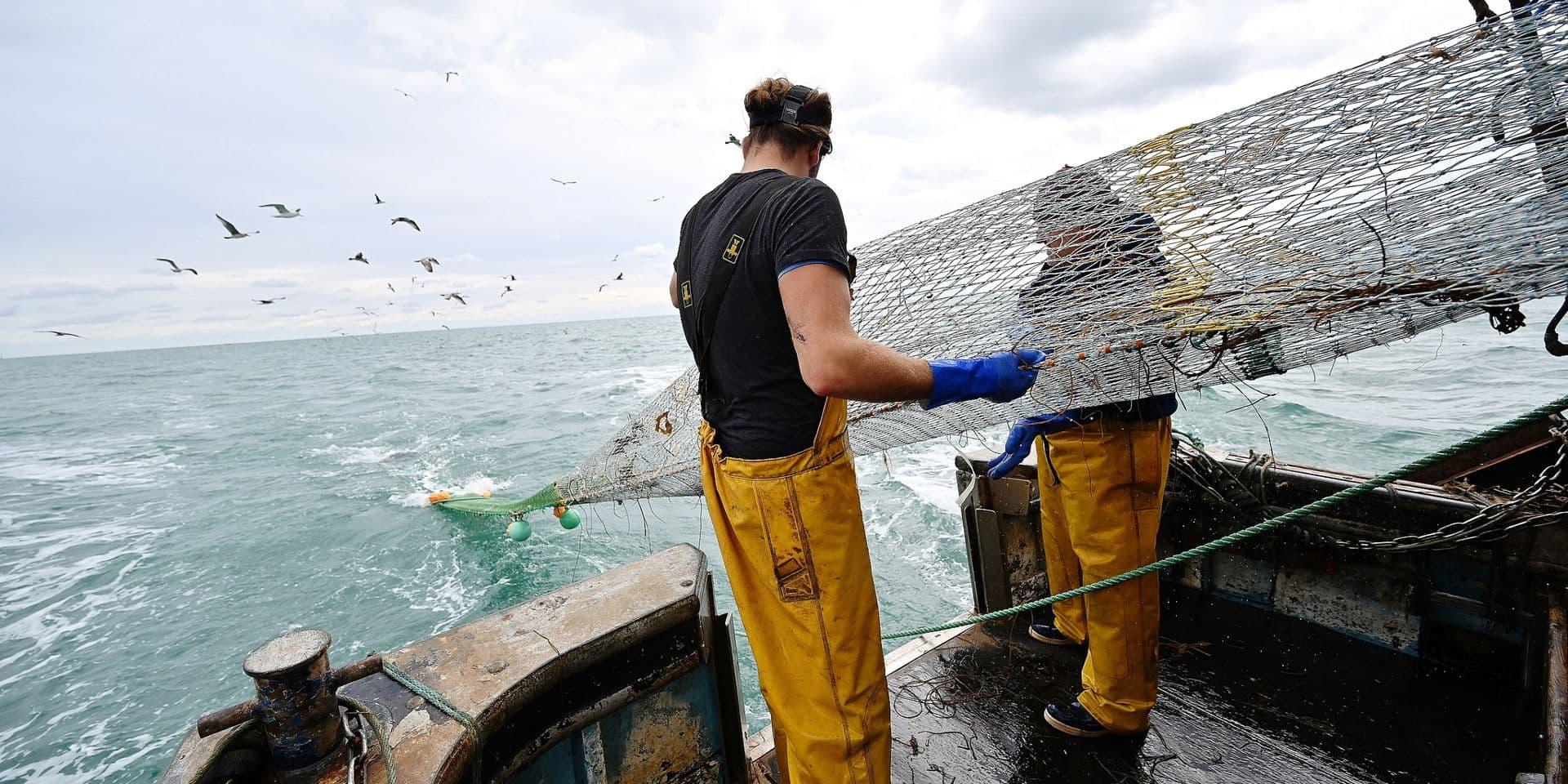 Brexit: sur la pêche, les Vingt-sept et le Royaume-Uni tournent en rond