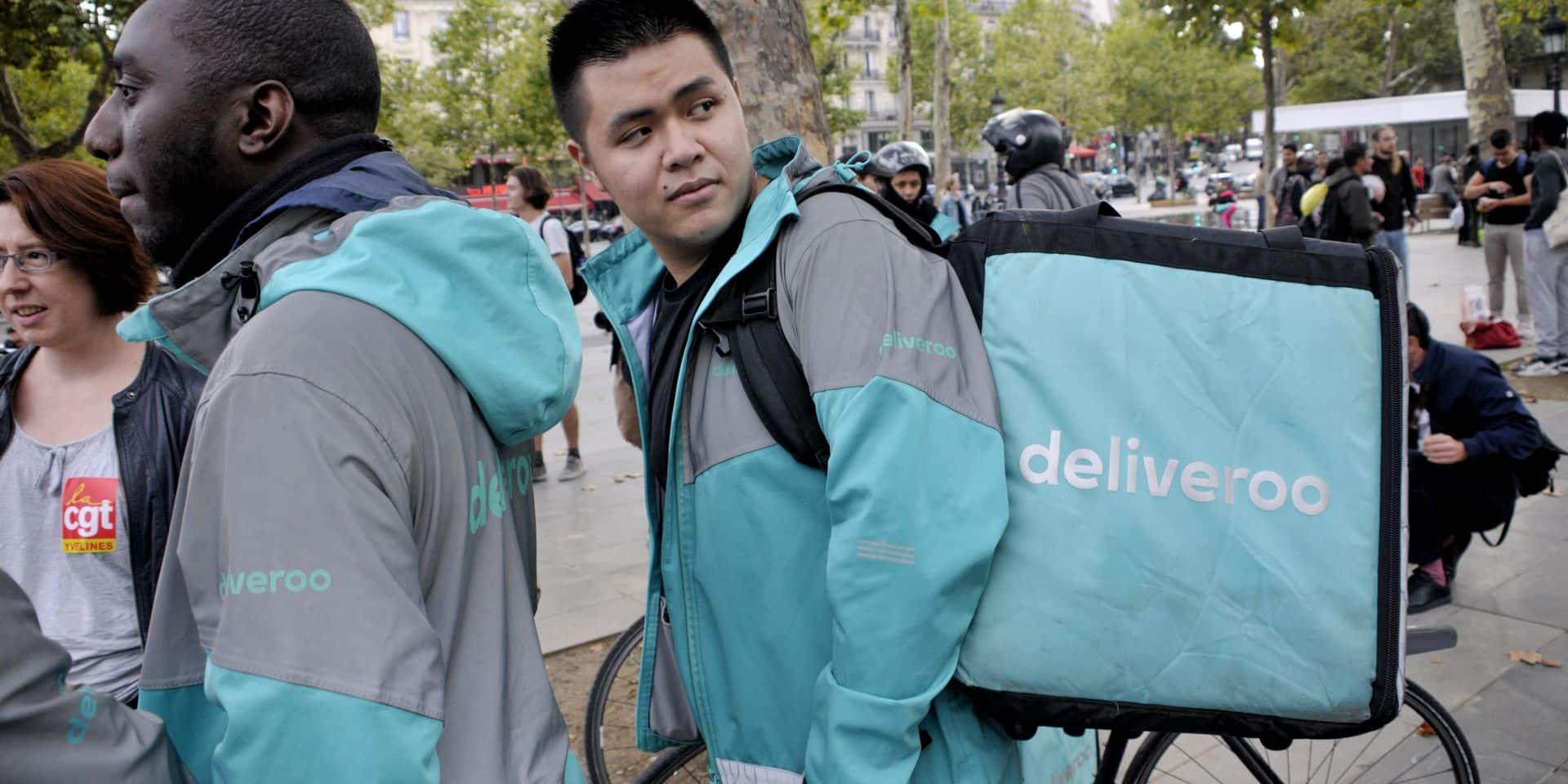 Uber, Deliveroo : tensions salariales, tensions sociétales