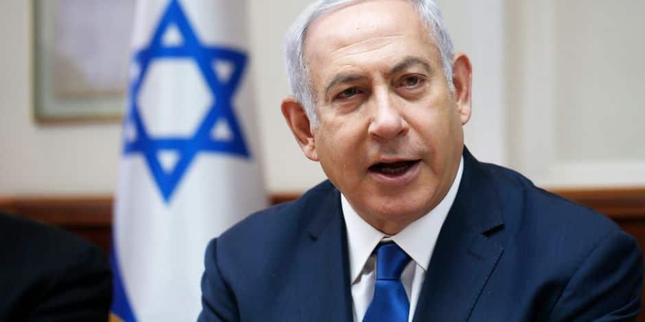 Israël devient