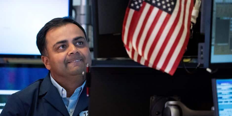 Wall Street ouvre en baisse, tojours lestée par la guerre commerciale