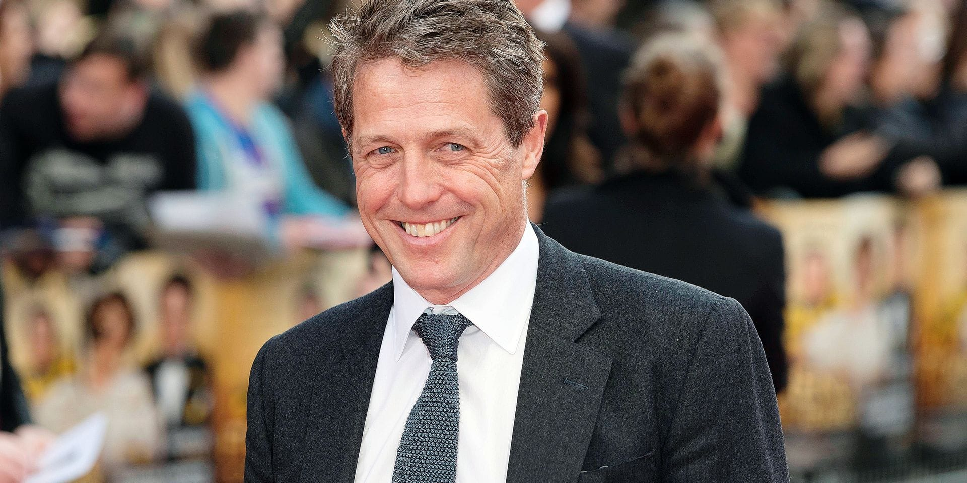 "Hugh Grant at World Premiere of ""Florence Foster Jenkins """" Movie in London 12/04/2016 Reporters / DPA"