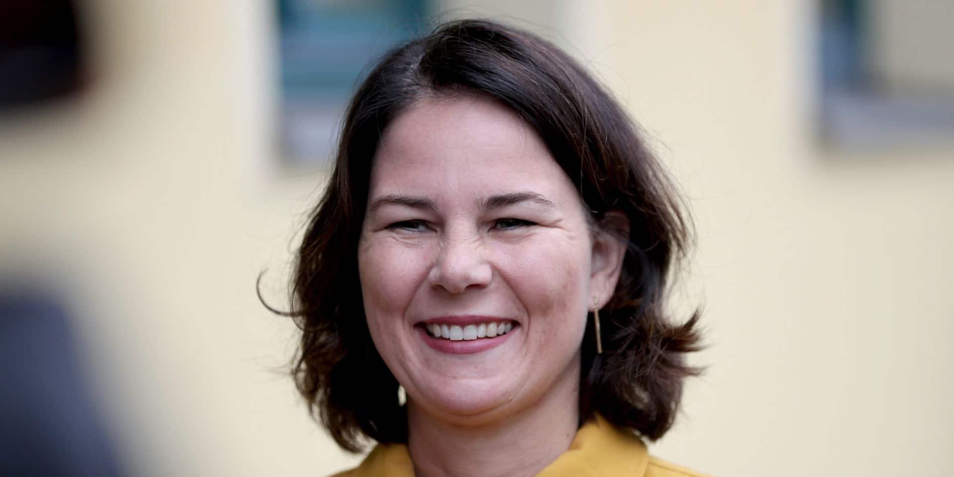 Annalena Baerbock: et si c'était elle qui succédait à Angela Merkel ?