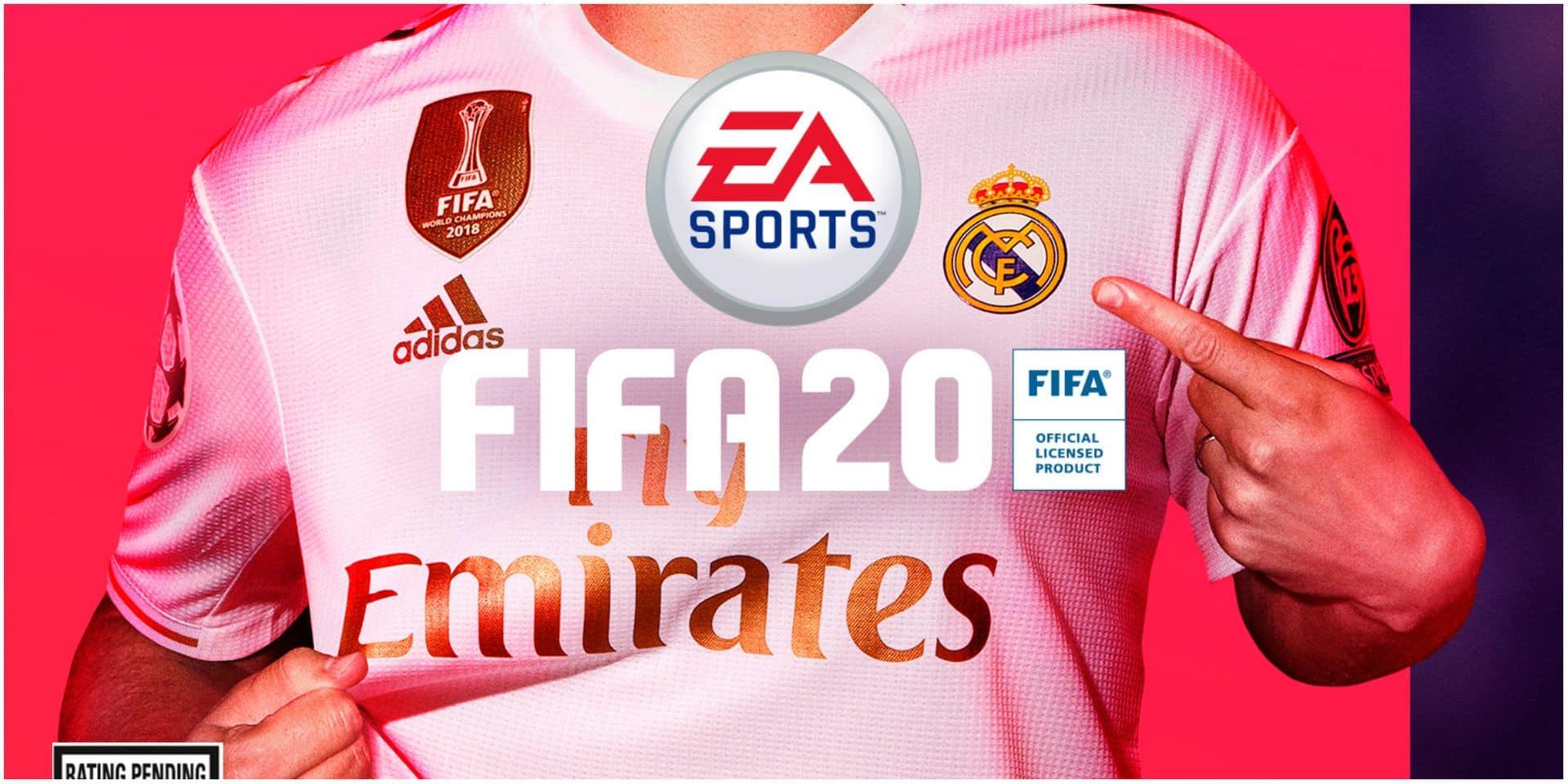 Fifa 20: Deux Diables Rouges dans le top 5 des meilleurs joueurs du jeu