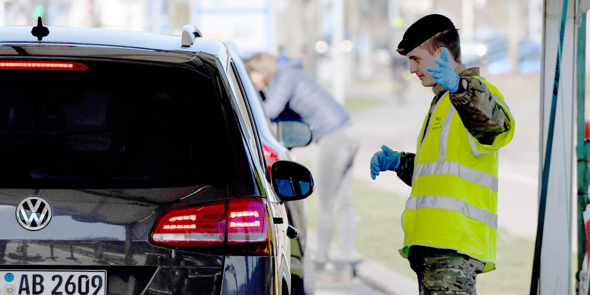 Coronavirus: propagation record du virus au Danemark, qui ferme ses frontières