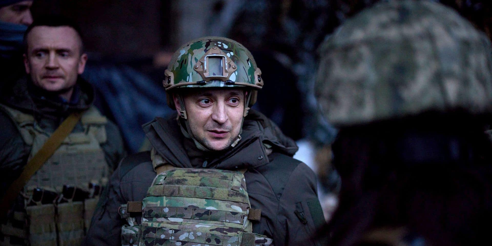 Cessez-le-feu fragile dans l'est de l'Ukraine sur fond de crise UE-Moscou