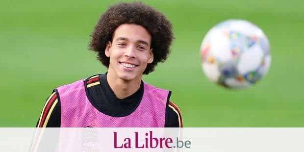 Belgium's Axel Witsel pictured during a training session of Belgian national team the Red Devils, in Tubize, Wednesday 14 November 2018. Belgium is preparing for two Nation League matches, starting with Iceland tomorrow and later Switzerland. BELGA PHOTO BRUNO FAHY