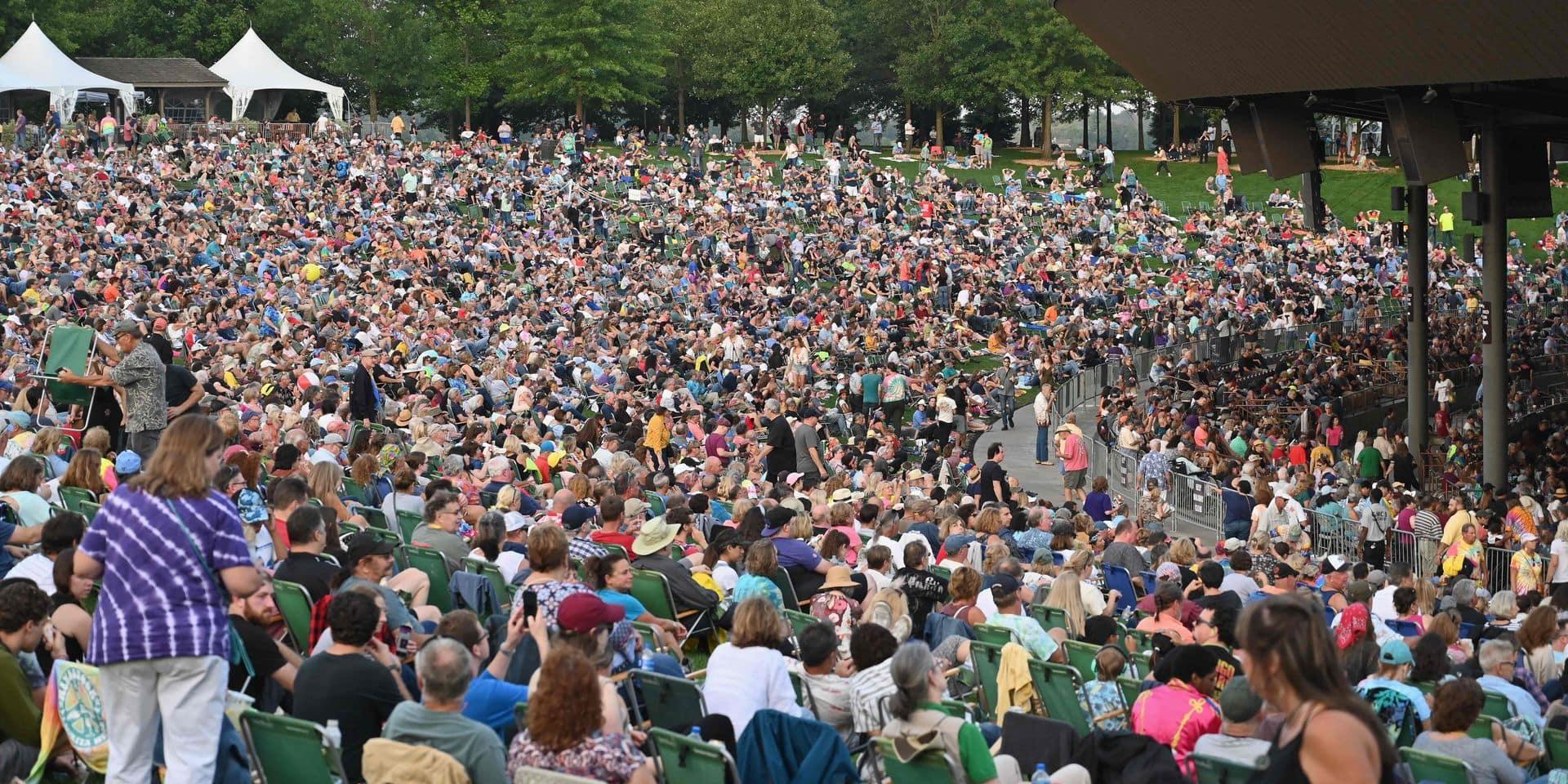 Woodstock fête tranquillement son cinquantenaire