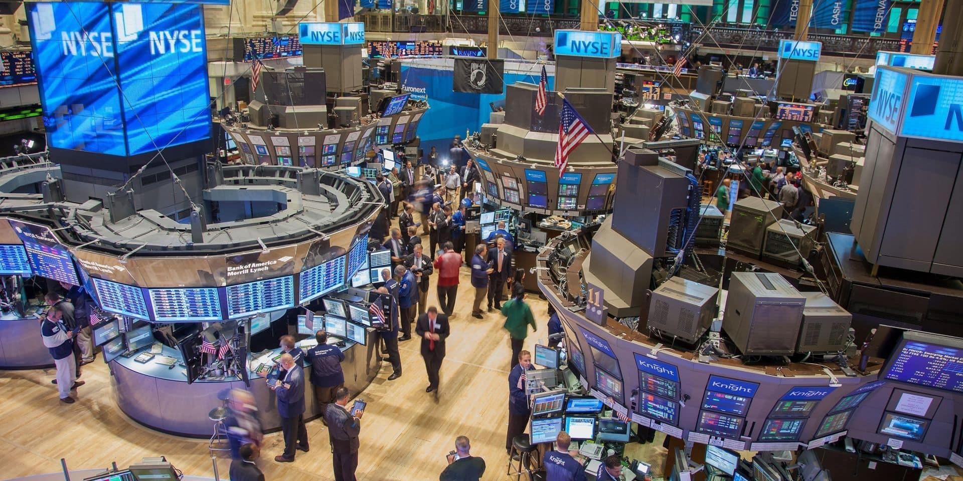 Un vent d'euphorie souffle sur les marchés boursiers