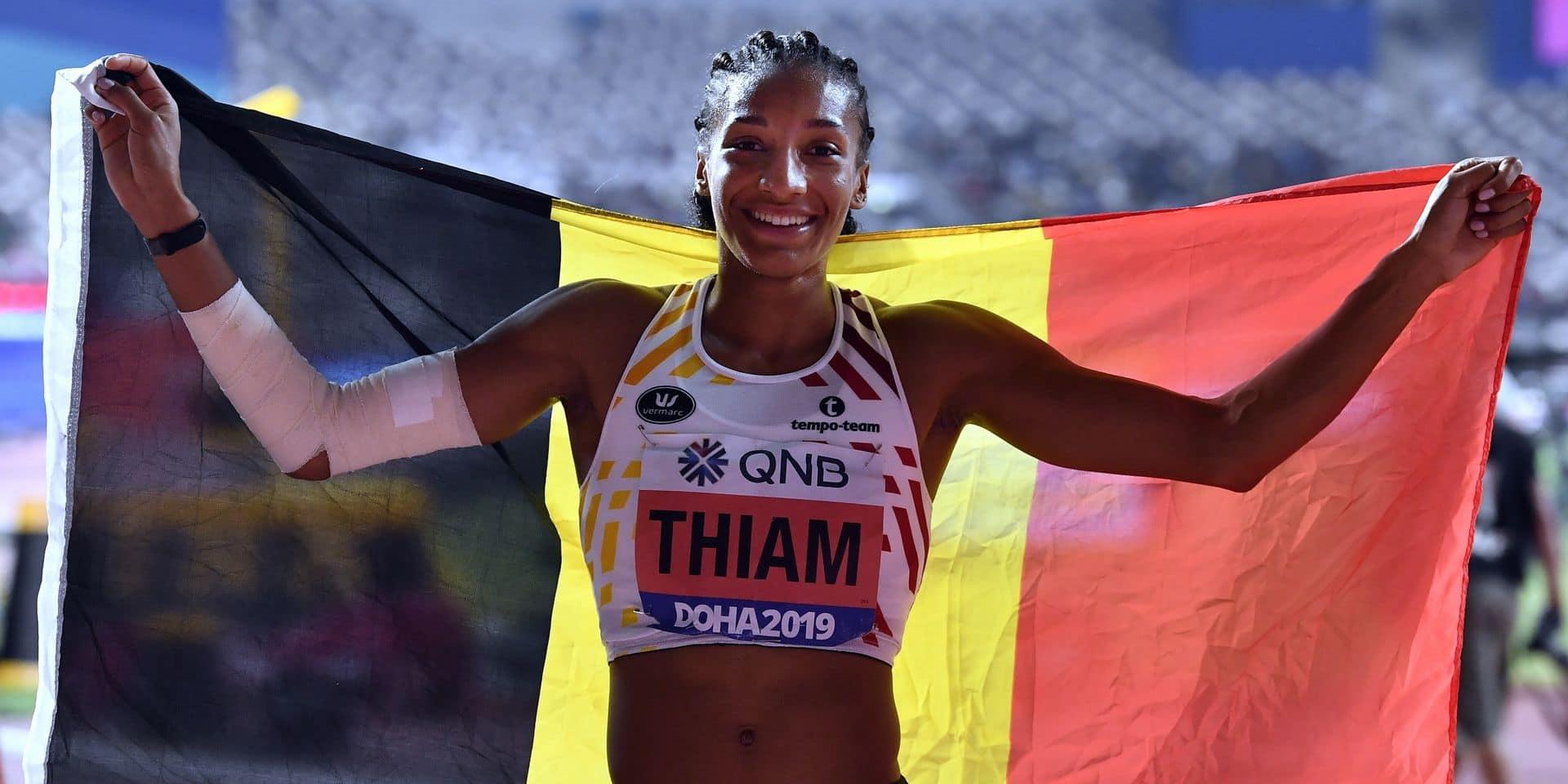 """Nafi Thiam se prépare individuellement pour les Jeux: """"J'espère de tout mon cœur que les JO pourront avoir lieu"""""""
