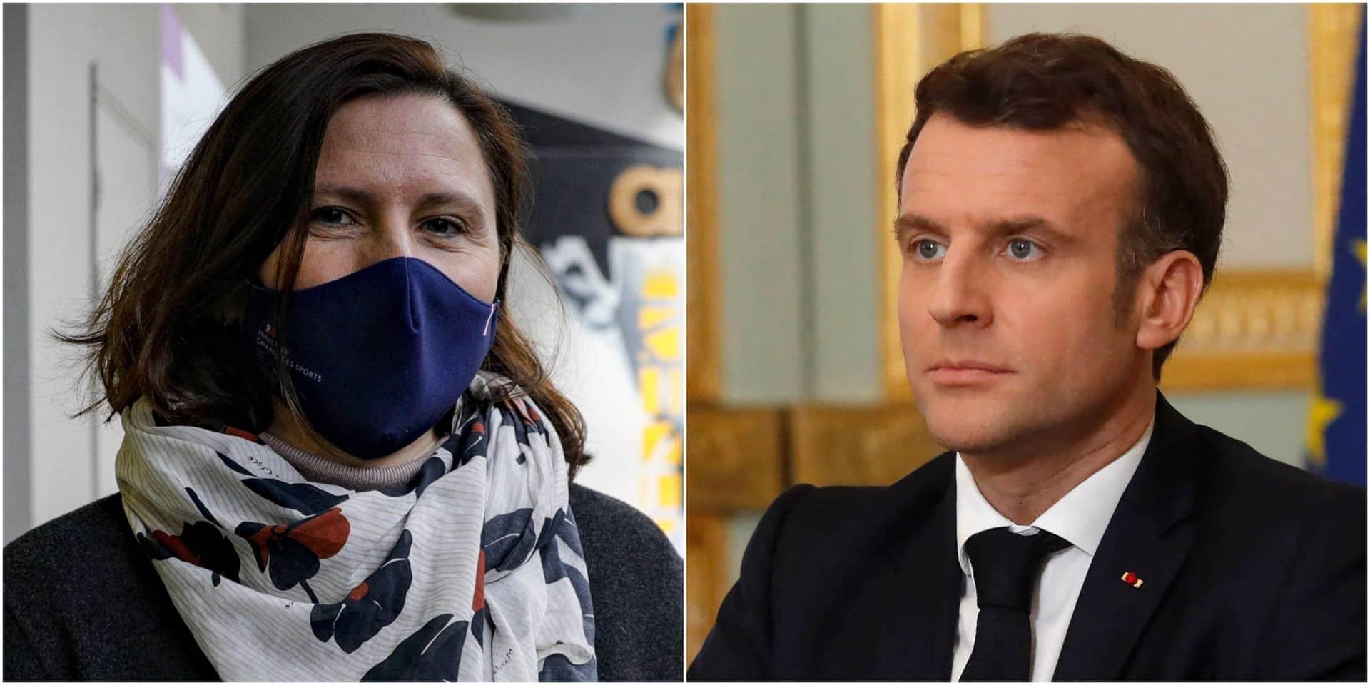 """""""Mets-toi au sport"""": une ministre française taquine Emmanuel Macron sur sa prise de poids"""