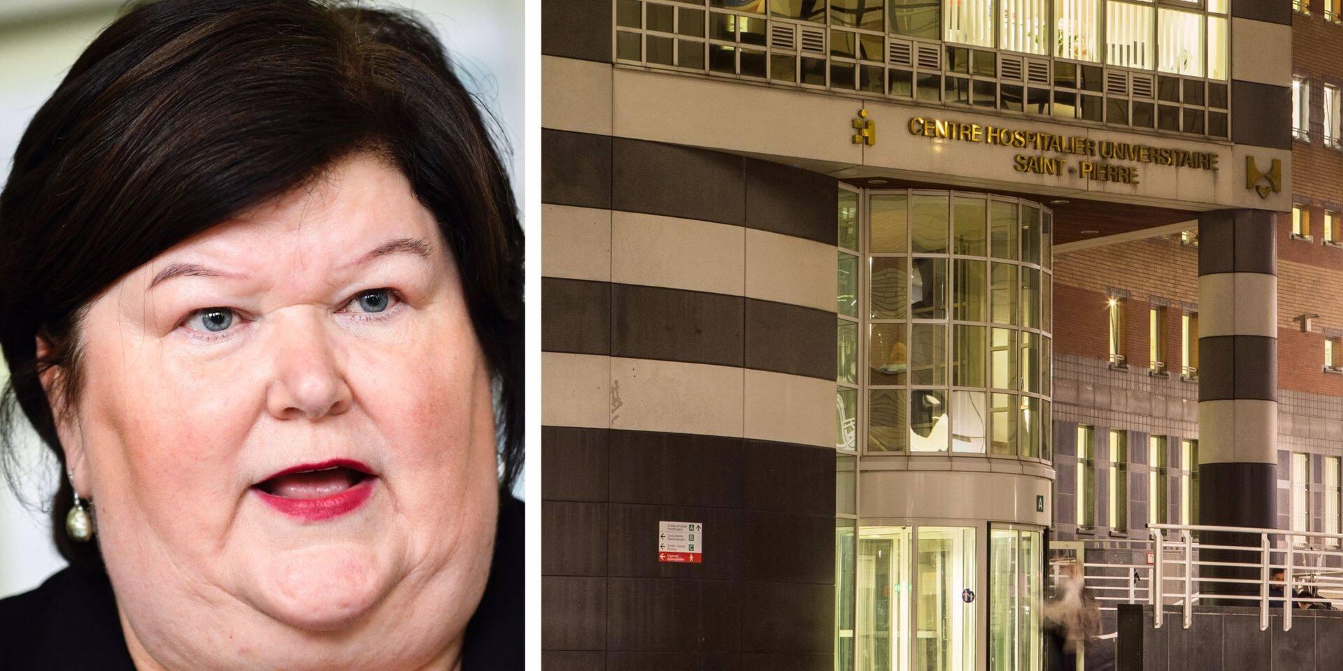 Le cabinet De Block réagit à la lettre ouverte des hôpitaux bruxellois