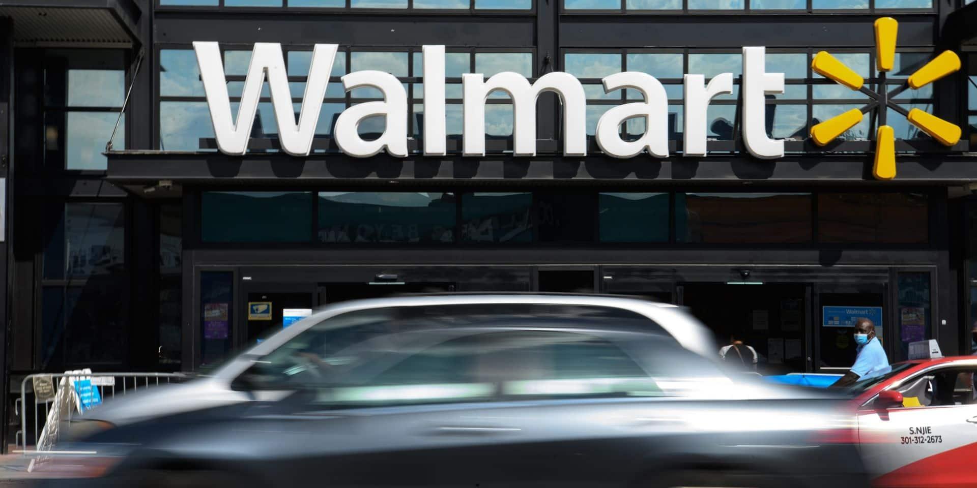 Comment Walmart veut mieux concurrencer Amazon