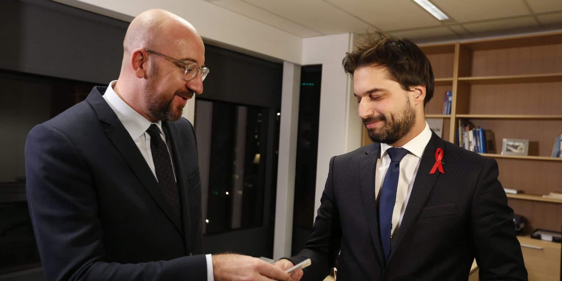 """Georges-Louis Bouchez: """"Les libéraux seront du côté de la solution"""""""