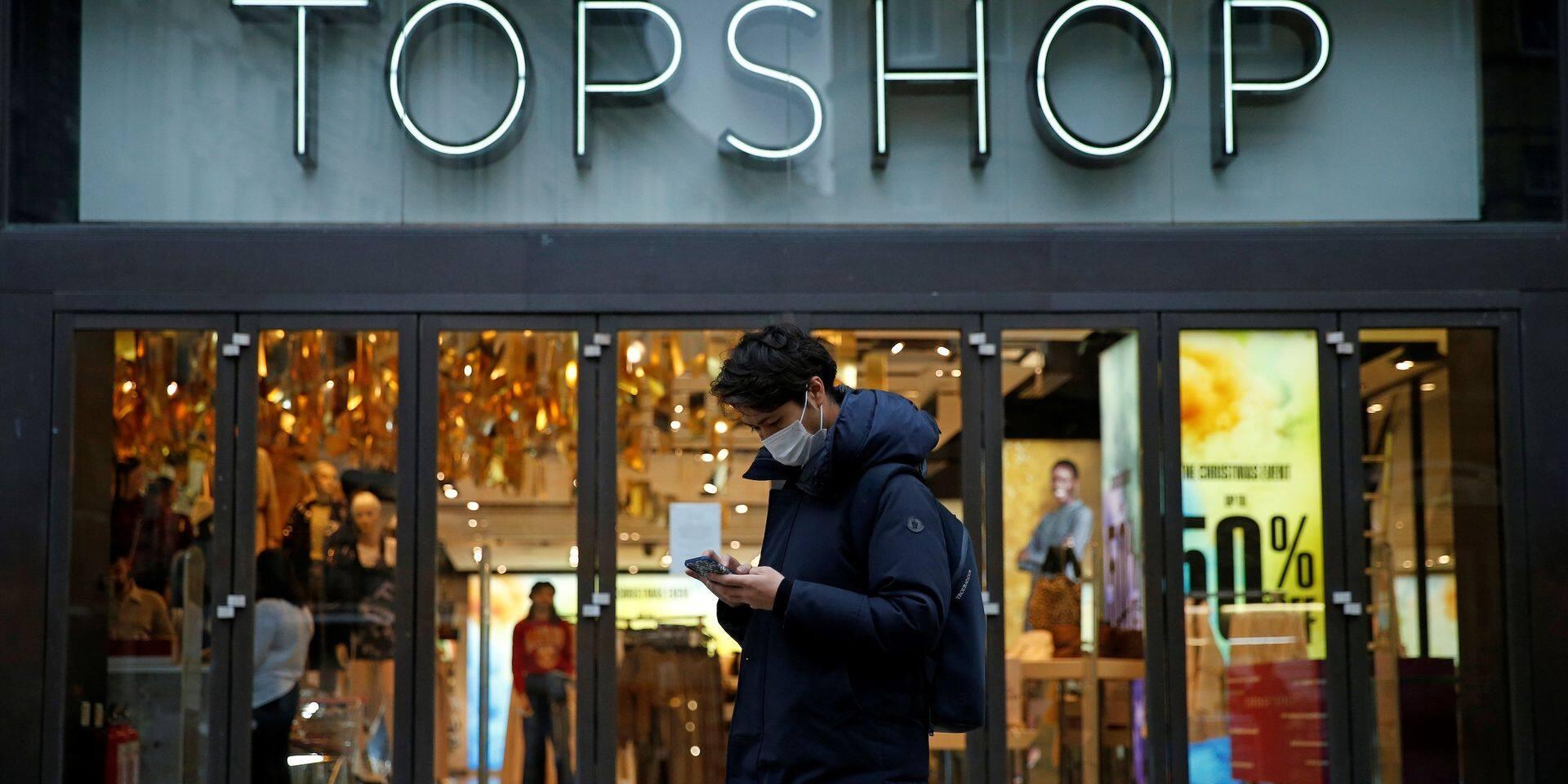 Asos fait l'acquisition de la marque à bas prix Topshop : 2500 postes menacés