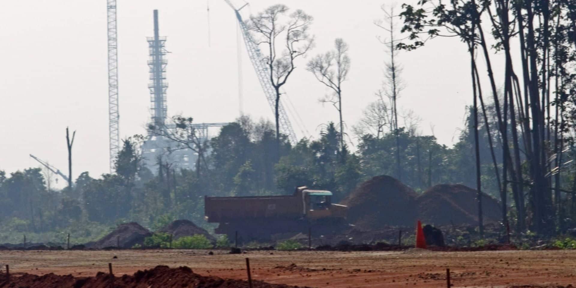 Chine: 21 personnes bloquées dans une mine de charbon inondée