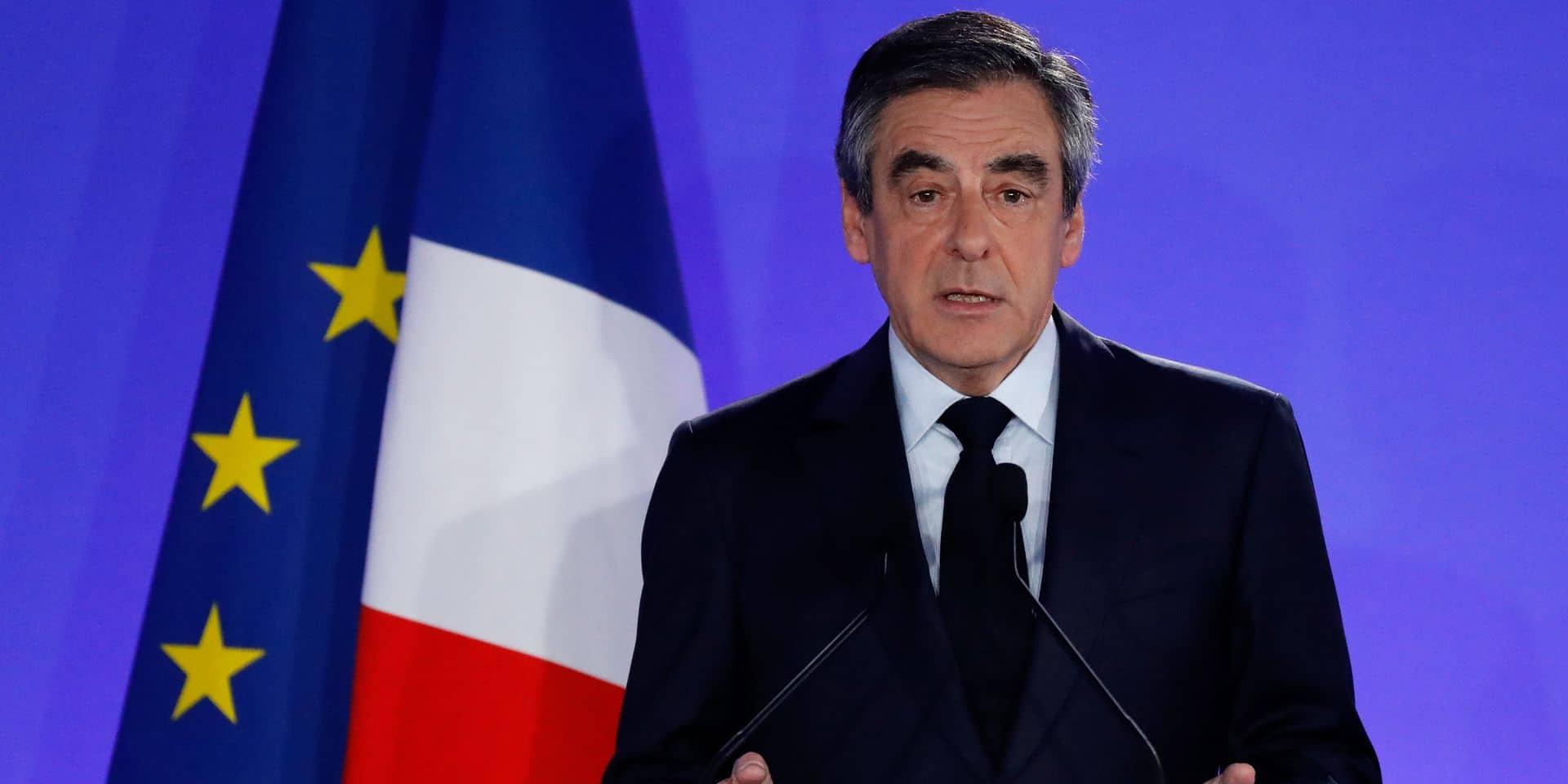 L'ex-Premier ministre français, François Fillon, de nouveau entendu par les juges