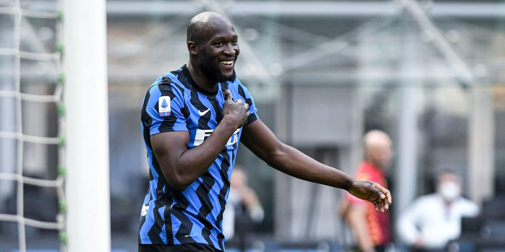 Romelu Lukaku, tiraillé entre Milan et Londres