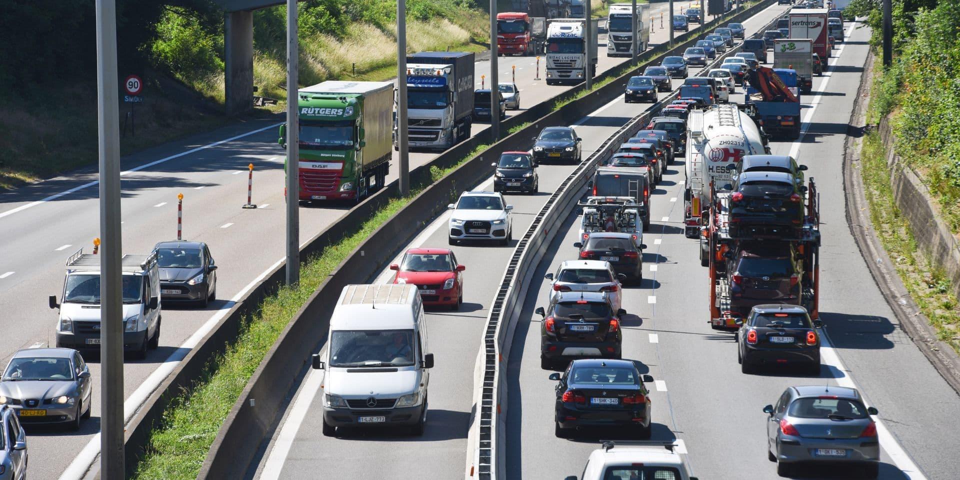 Après la Flandre, Bruxelles mettra aussi son Ring à 100 km/h dès la rentrée