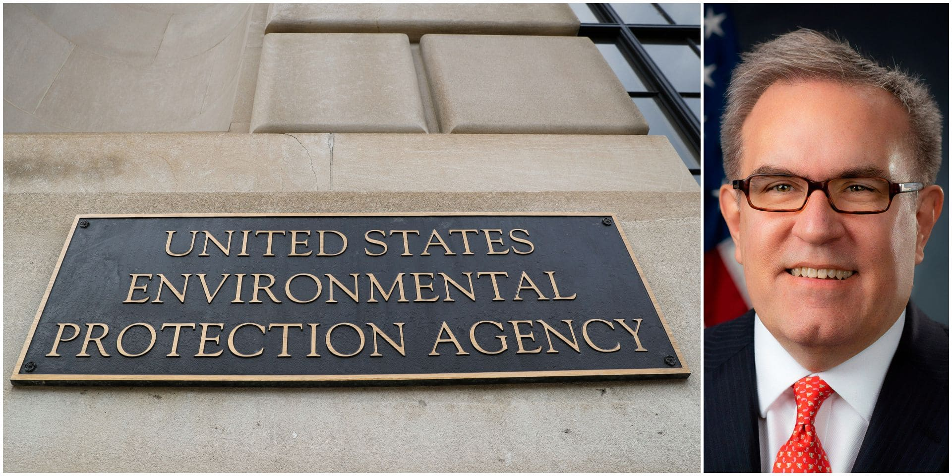 Andrew Wheeler, le nouvel administrateur de l'Agence américaine pour la protection de l'environnement