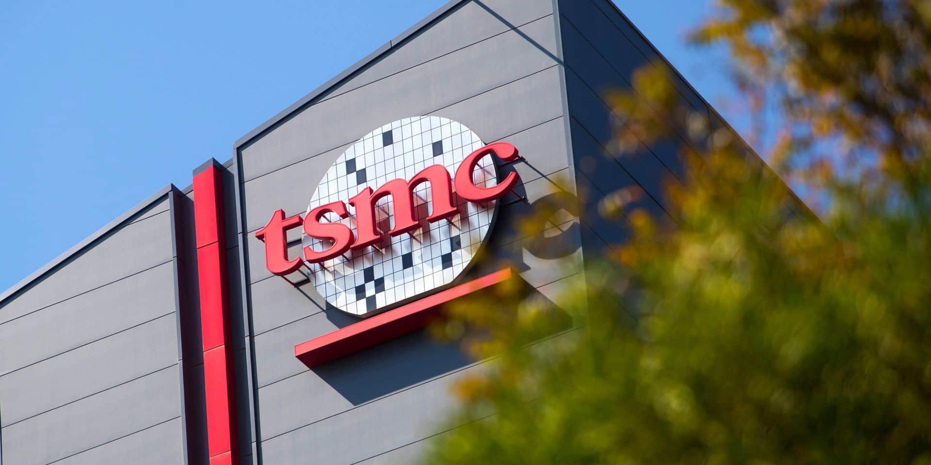 La pénurie de puces semi-conductrices fait les choux gras de l'entreprise TSMC