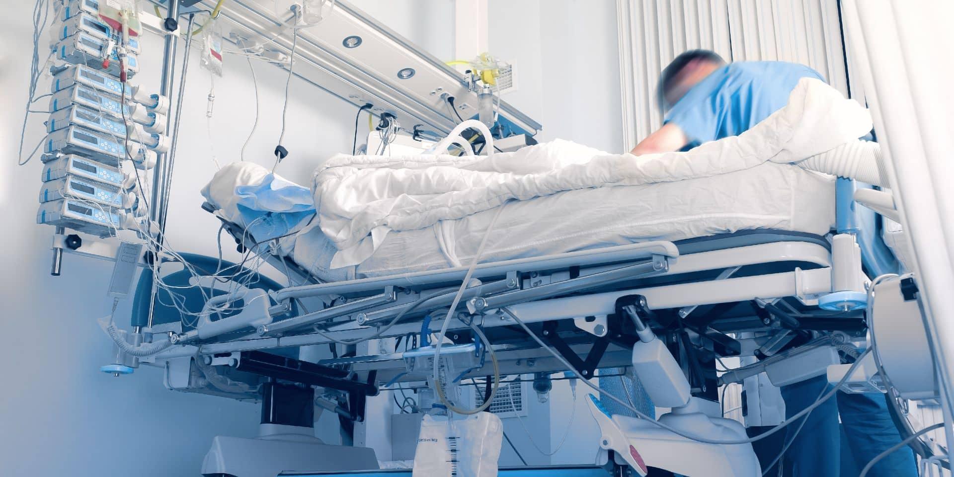 759 lits supplémentaires en soins intensifs via l'activation des plans d'urgence, annonce Maggie de Block
