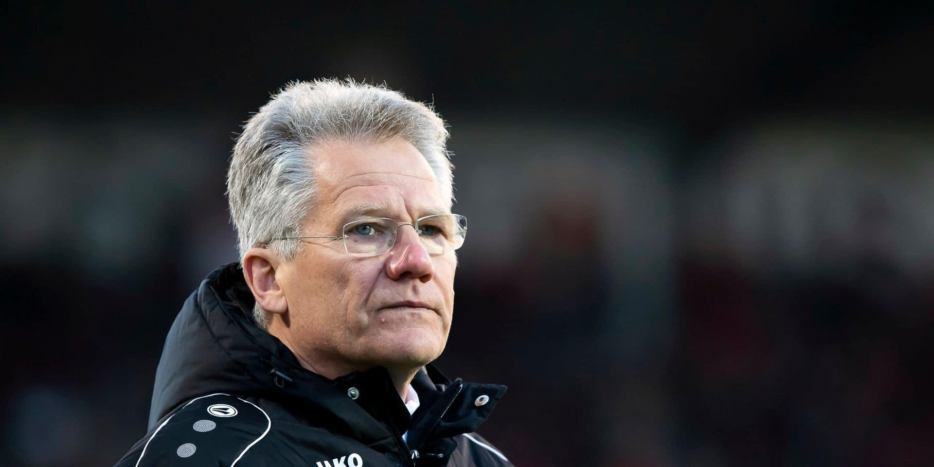 Bölöni nouveau coach de la Gantoise