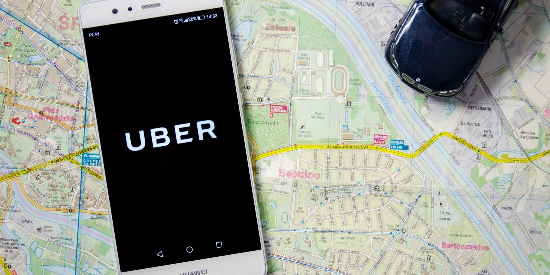 En Californie, victoire cruciale d'Uber pour protéger son modèle économique
