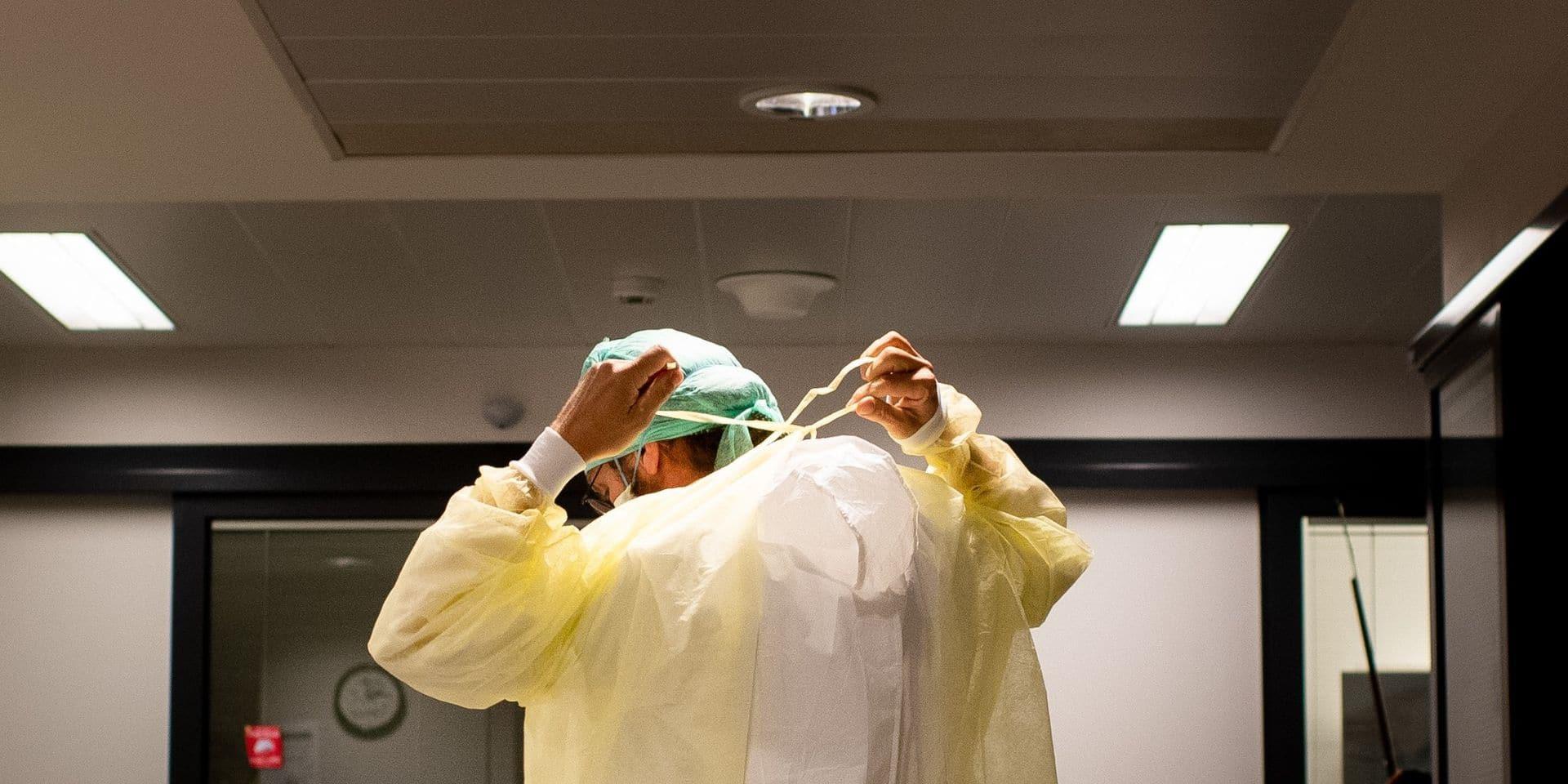 """La propagation du virus diminue en Belgique mais un chiffre reste trop élevé: """"C'est difficile à comprendre"""""""