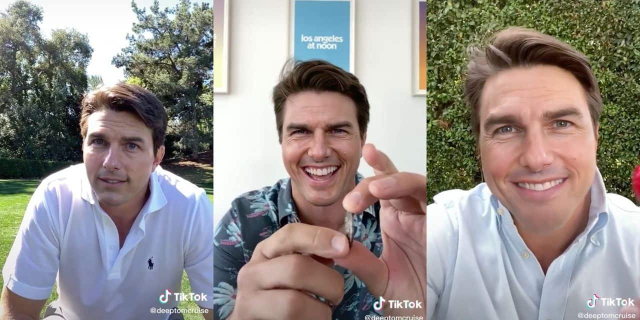 Les vidéos deepfake de Tom Cruise sur Tik Tok sont l'oeuvre d'un belge - lalibre.be