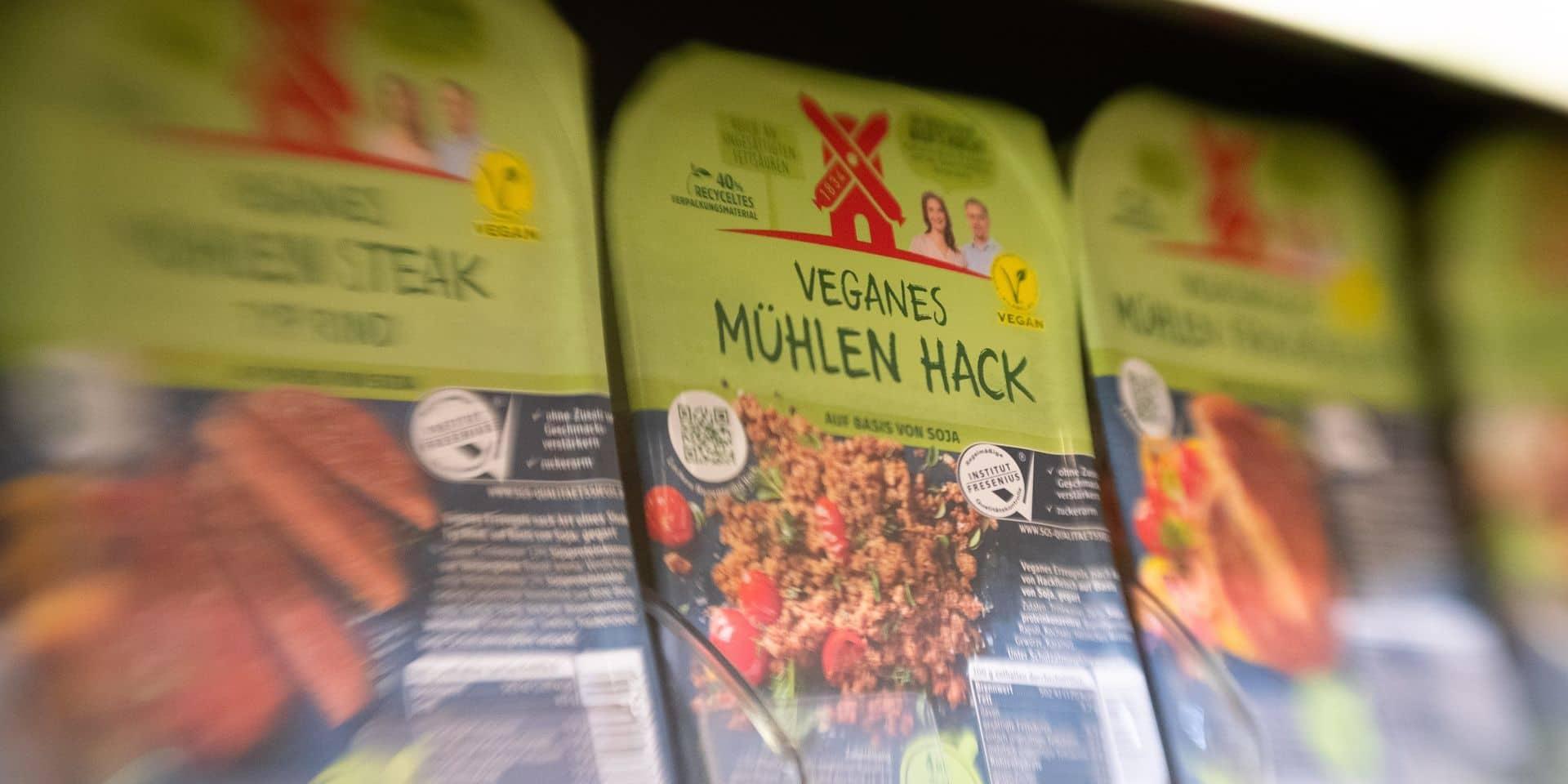 Plus de la moitié des Belges satisfaits par les alternatives à la viande