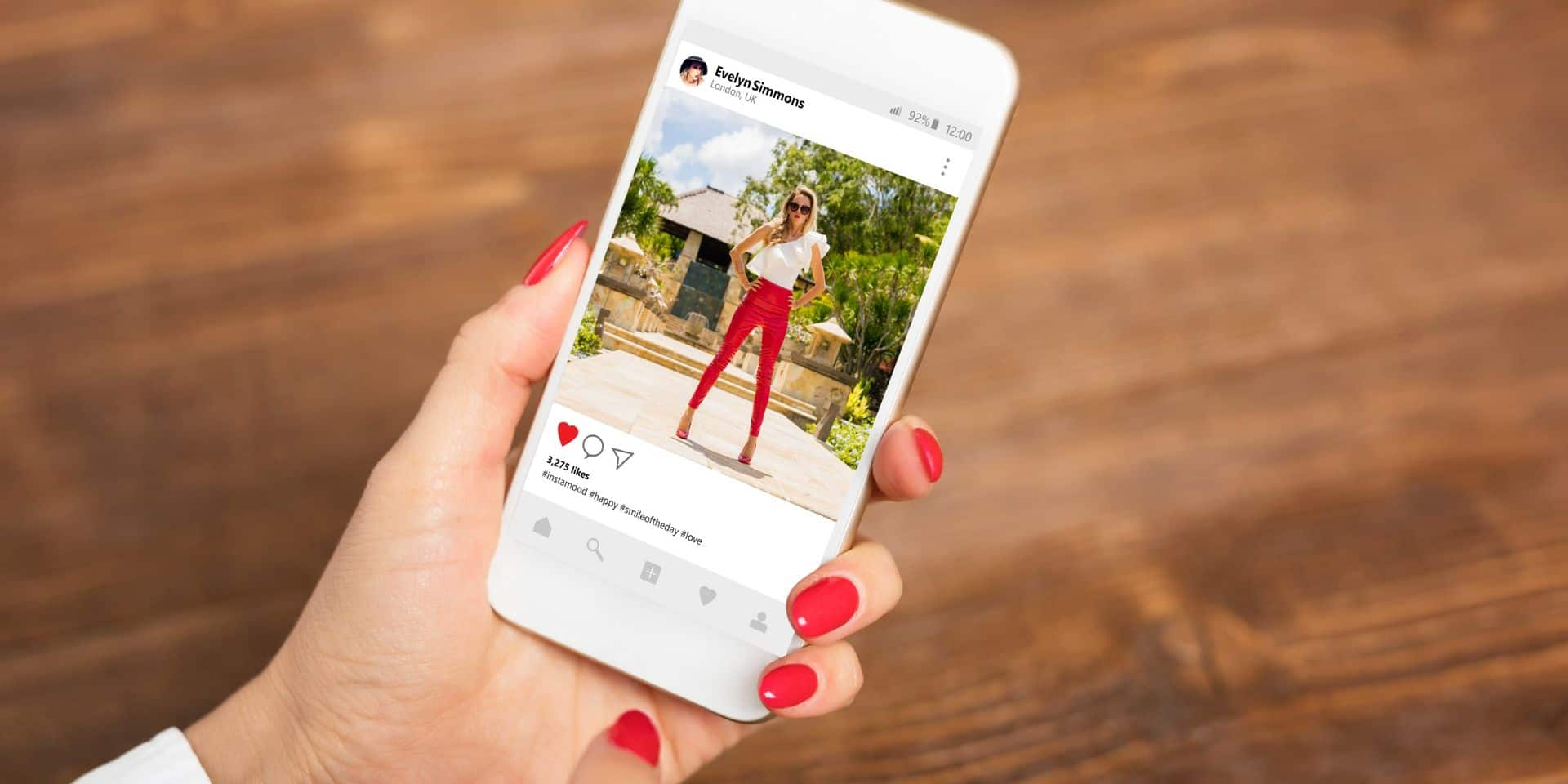 Le profil type du Belge sur Instagram ? Plutôt féminin, diplômé et flamand