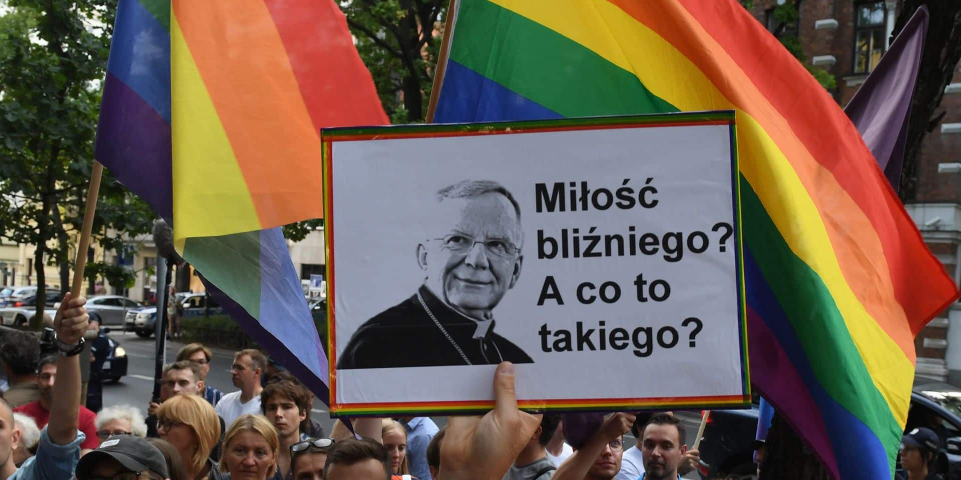 Pologne: les homosexuels, nouveaux boucs émissaires des nationalistes du PiS