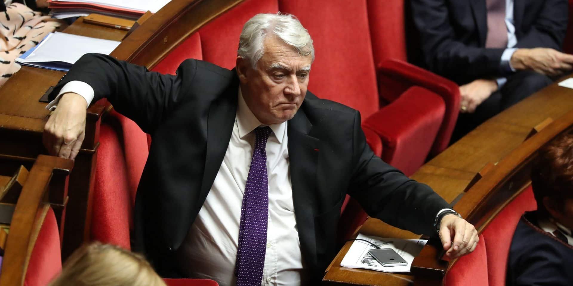 Claude Goasguen, figure tempétueuse de la droite parisienne, est décédé du Covid-19