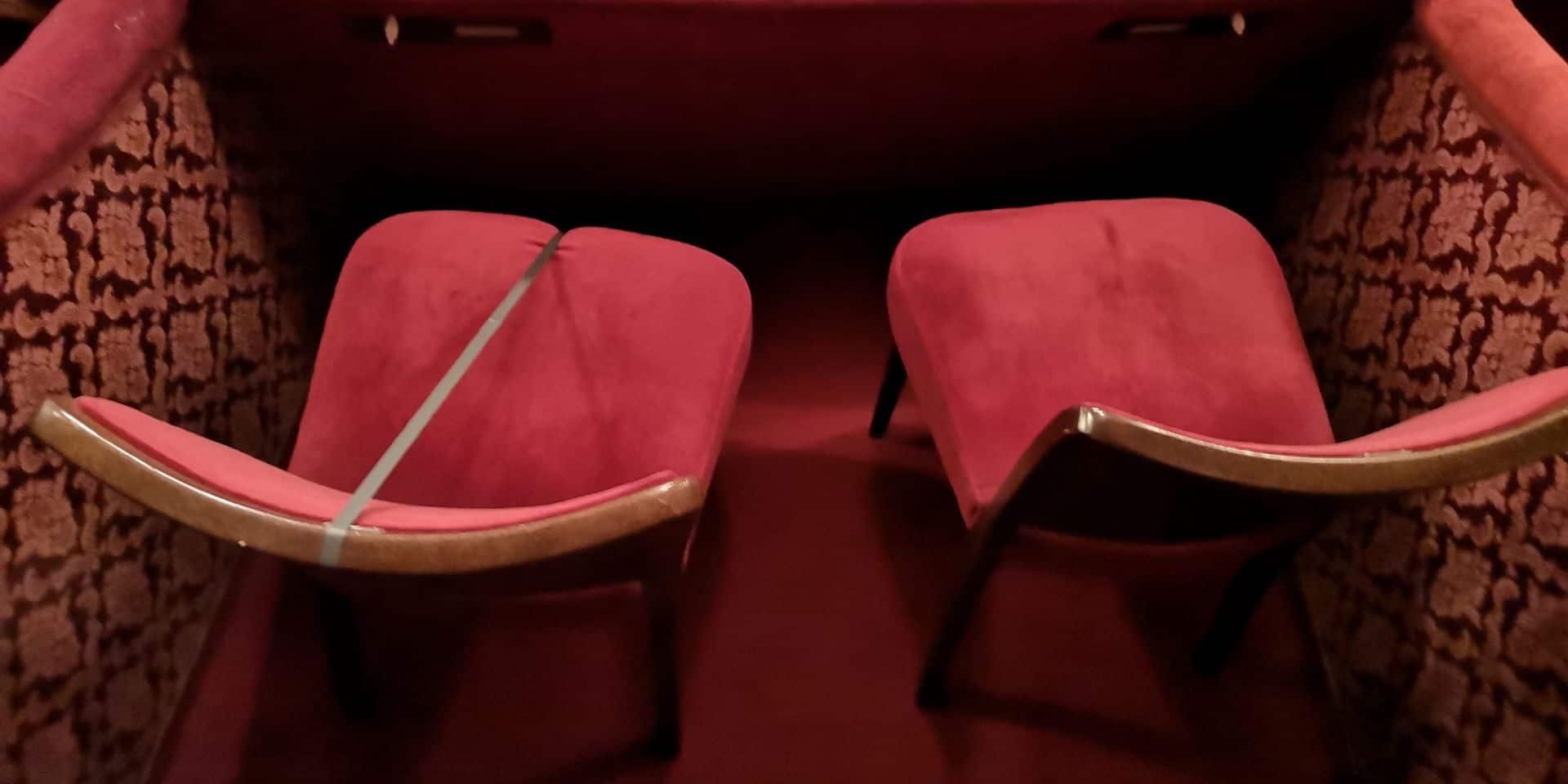 La Ville de Liège propose de remplir les salles de spectacles à raison d'un siège sur 2
