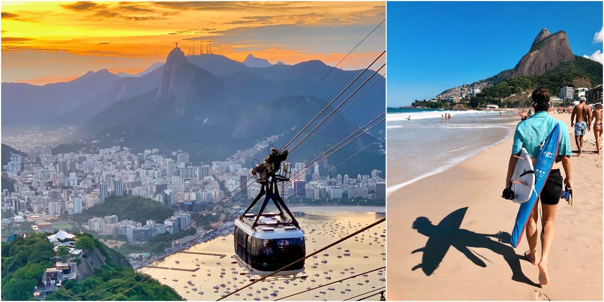 Les bonnes adresses à connaître si l'on va à Rio
