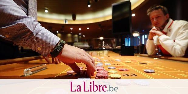Bernard Demoulin: Le casino viage de Bruxelles