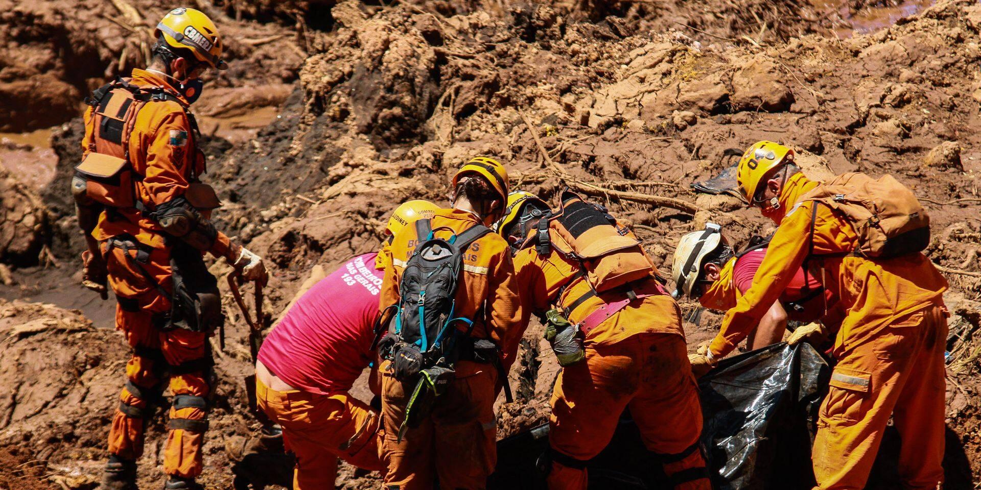 Brésil: Vale a omis des informations, la tragédie de Brumadinho aurait pu être évitée