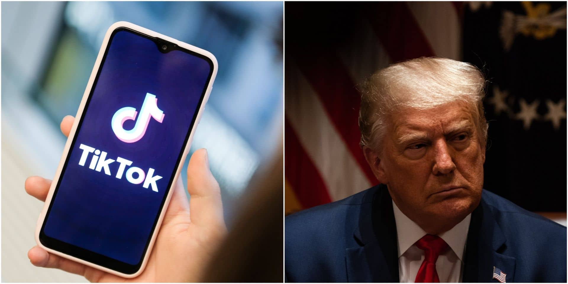 Trump va ordonner au Chinois ByteDance de vendre TikTok
