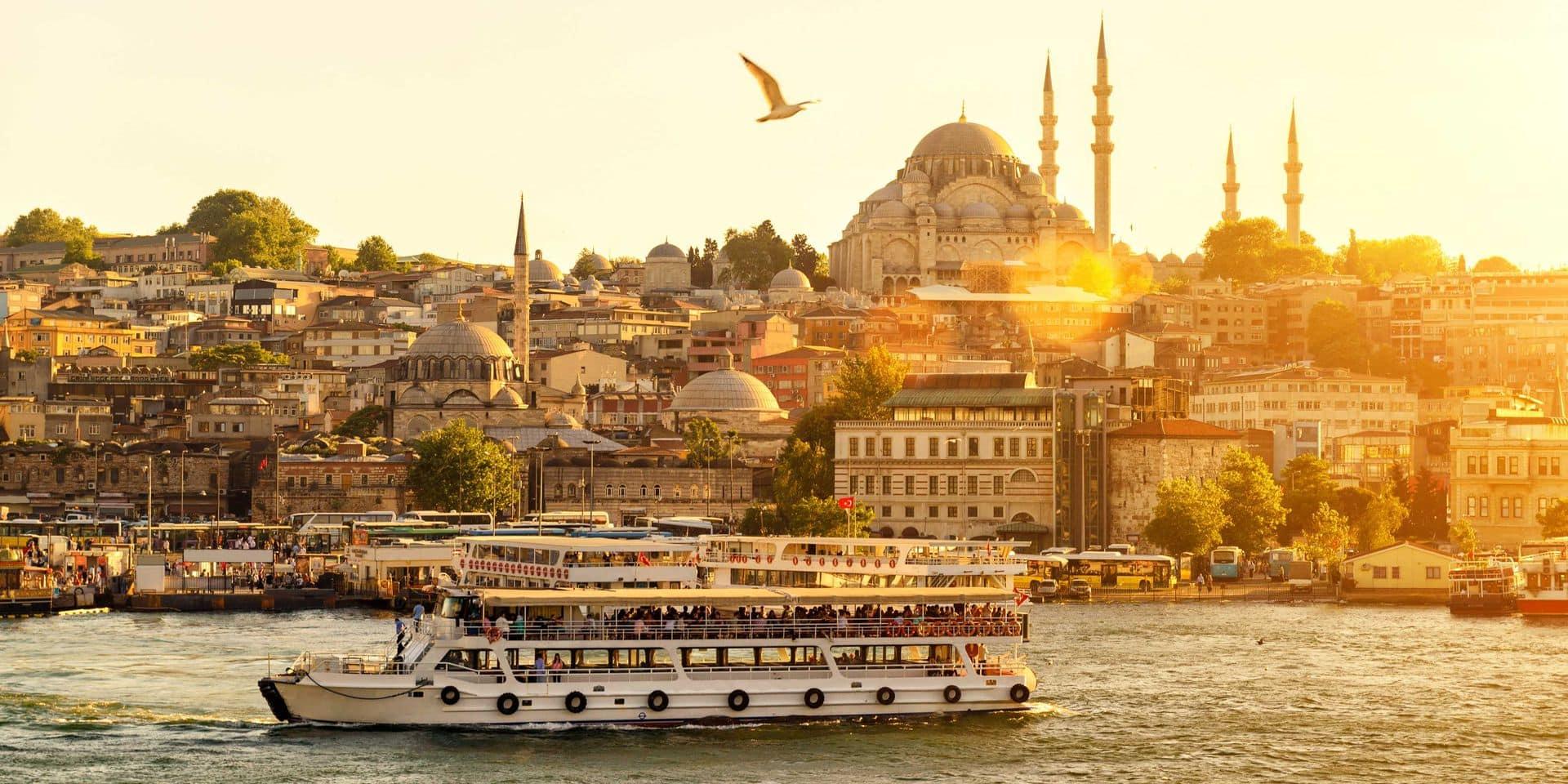 Voyages vers la Turquie: attention à vos posts Facebook