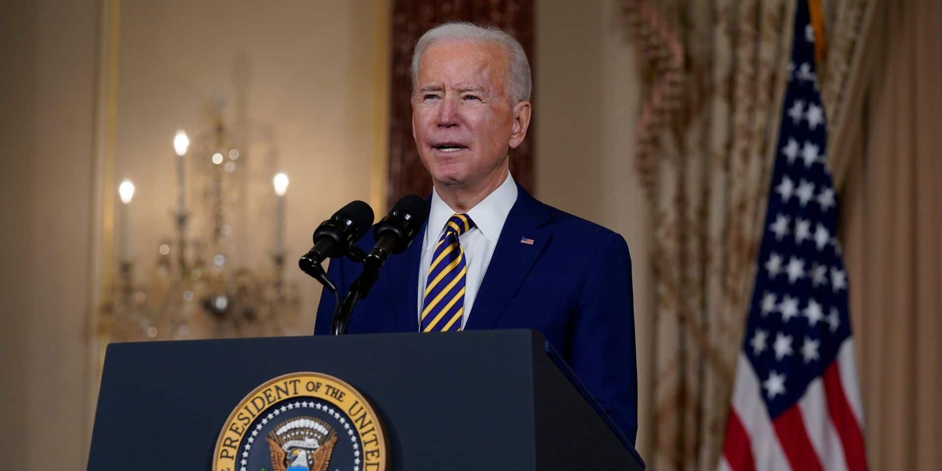 Au cours de la présentation de sa future politique étrangère, Biden a promis d'accueillir huit fois plus de migrants qu'en 2020.