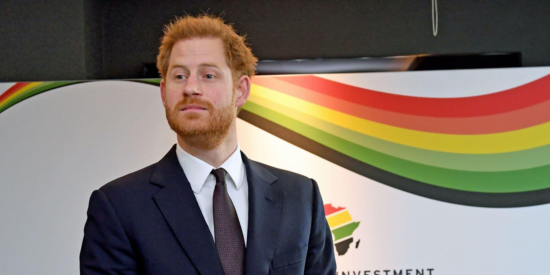 Avenir doré : le prince Harry serait en discussions avancées avec un géant de la finance