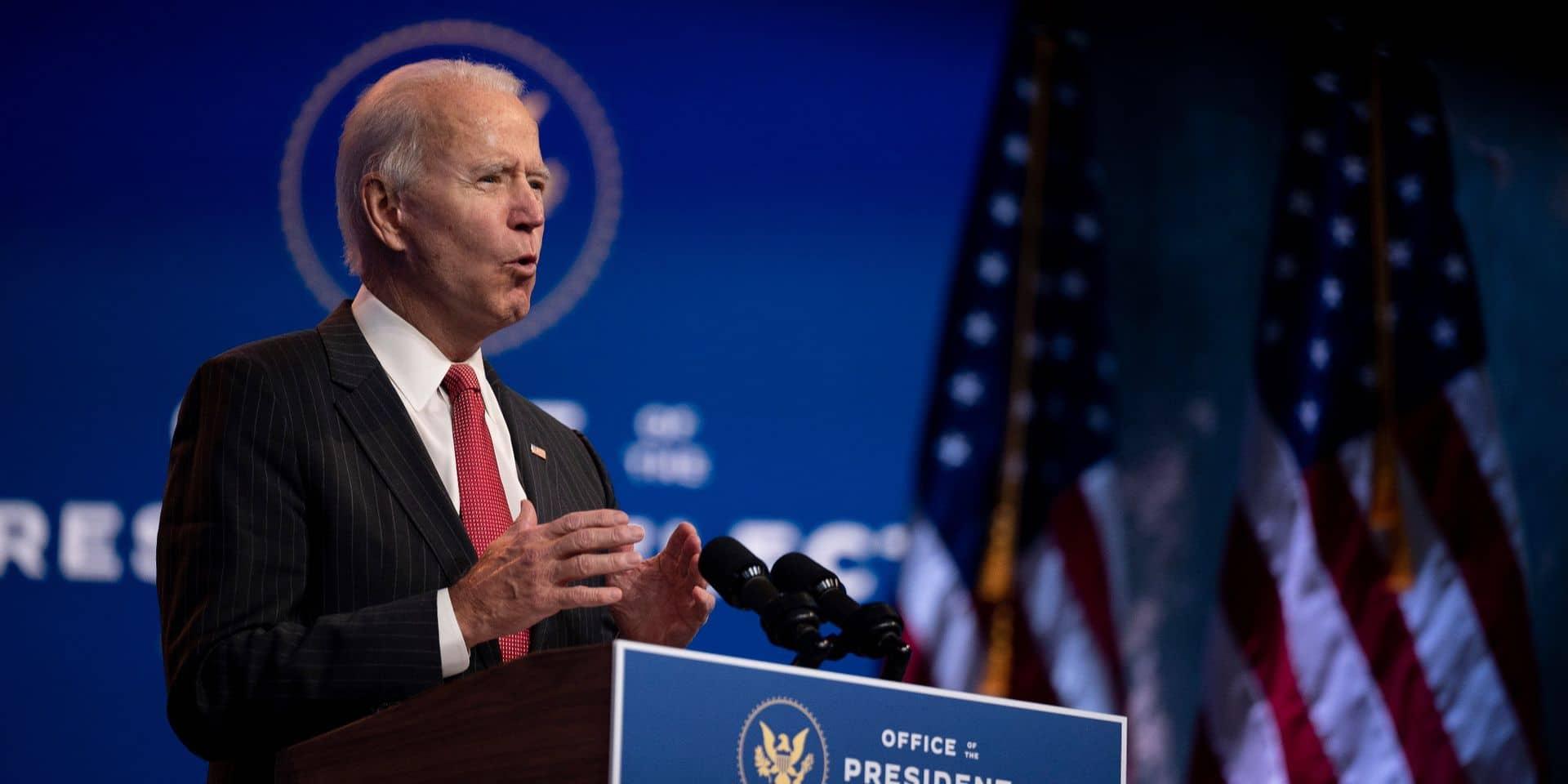 Joe Biden choisit des fidèles pour constituer son équipe diplomatique