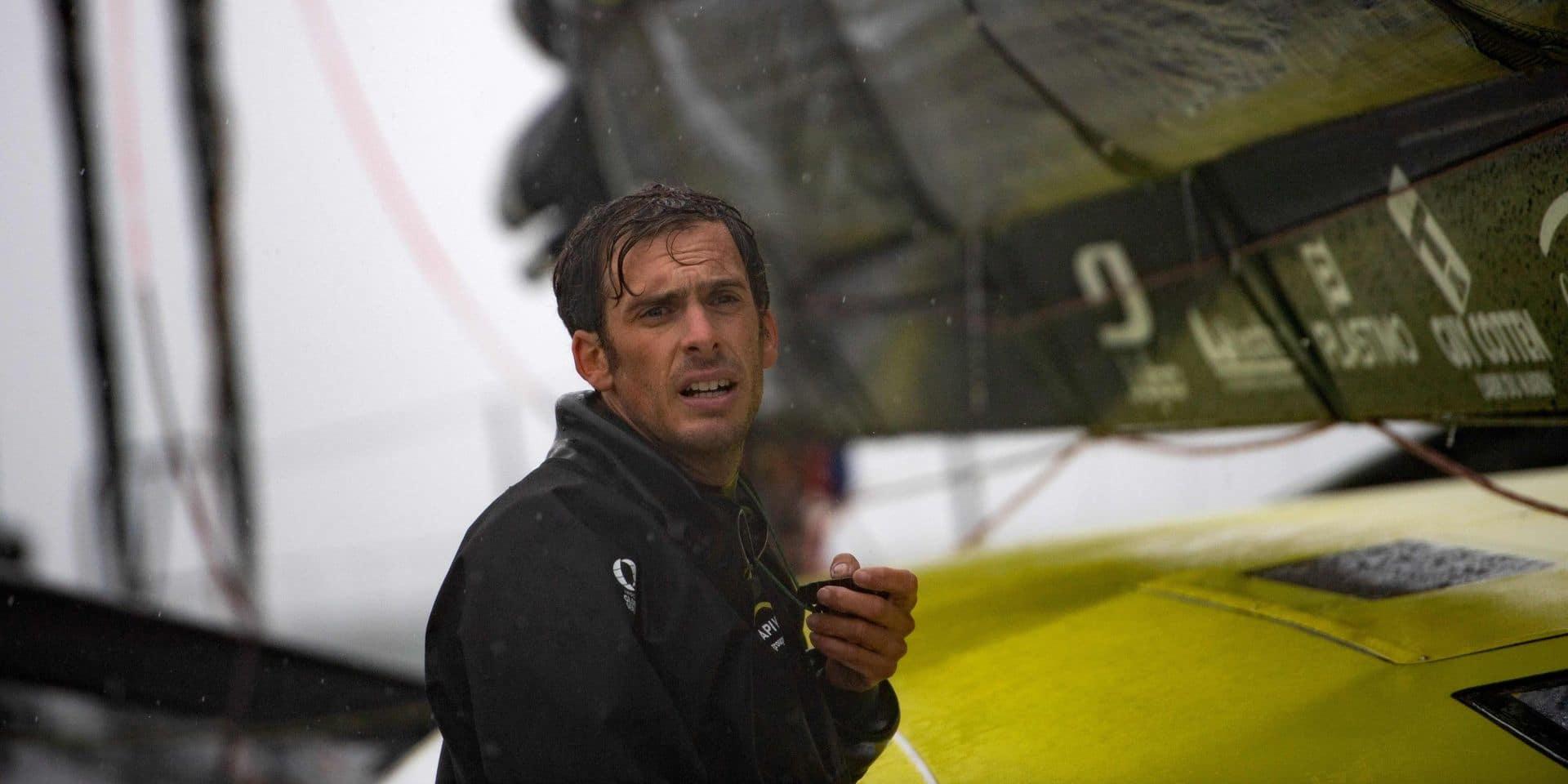 Vendée Globe: Charlie Dalin a repris la tête de la course