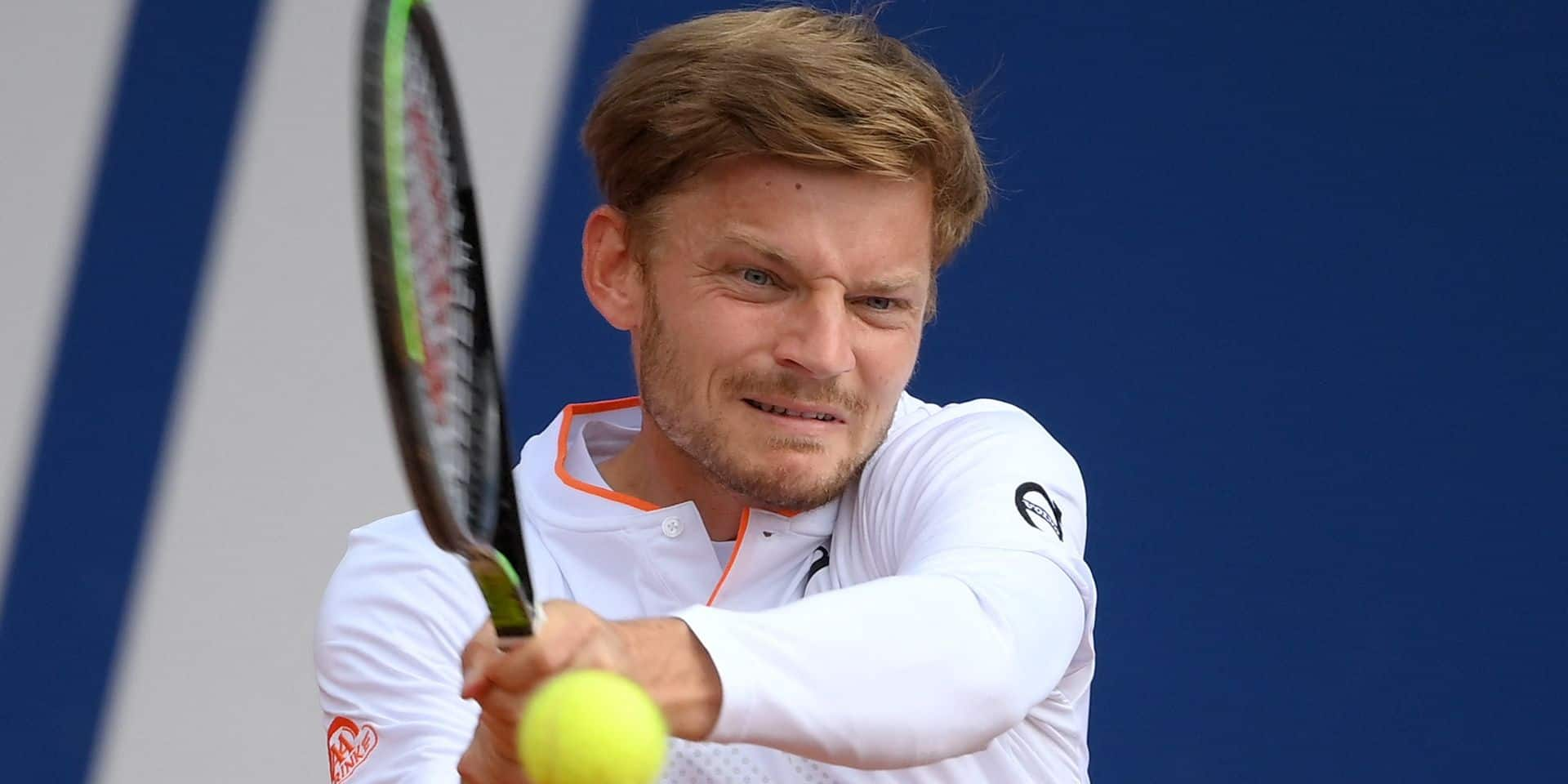 ATP Rome: Goffin balayé par Delbonis au deuxième tour