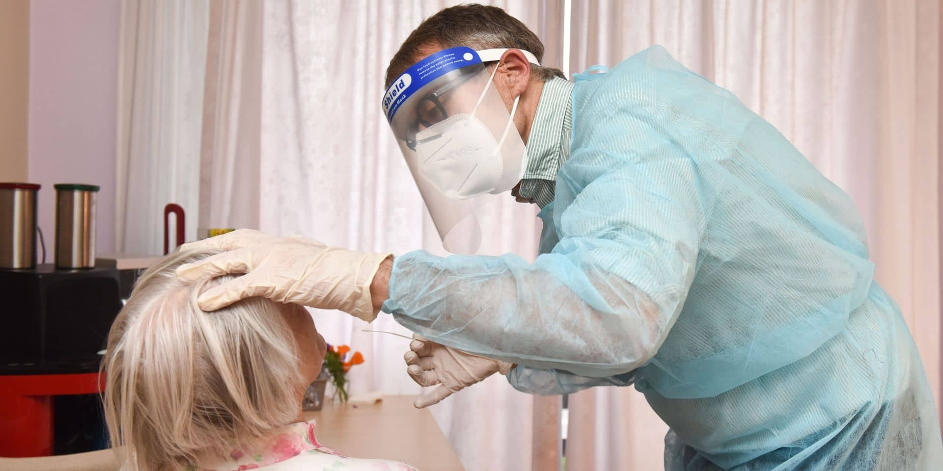 Coronavirus: quelles sont les provinces où les contaminations grimpent et celles où elles diminuent ? (CARTE)