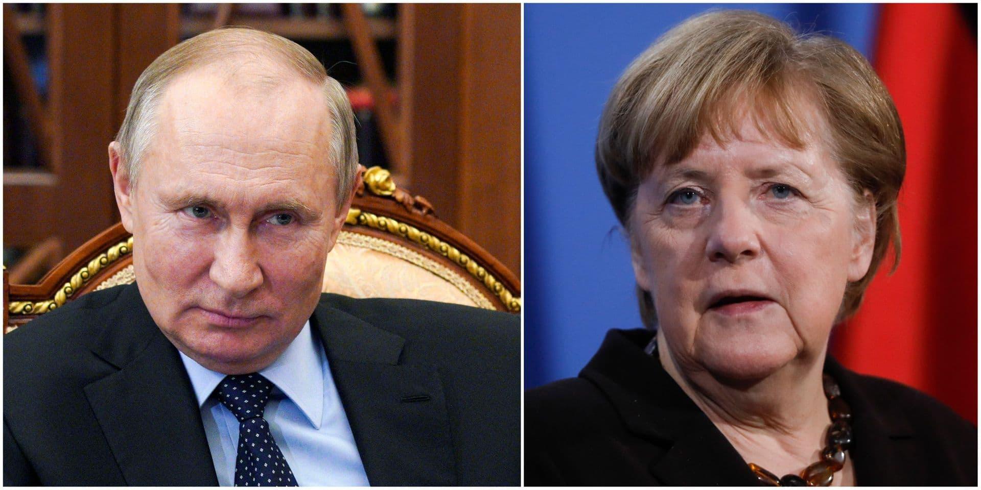 La tension monte d'un cran dans l'Est de l'Ukraine: Merkel demande à la Russie de réduire ses troupes à la frontière