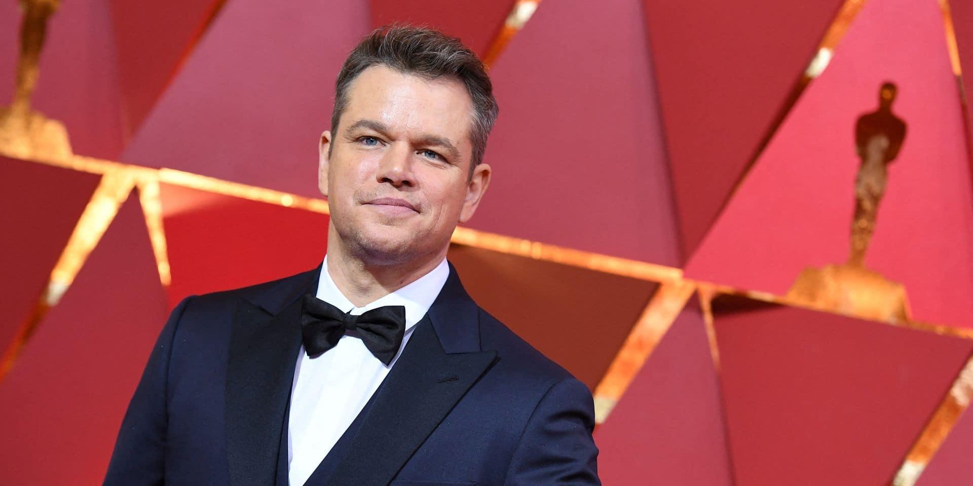 """Matt Damon commente le retour de flamme entre Ben Affleck et Jennifer Lopez: """"J'espère que c'est vrai"""""""