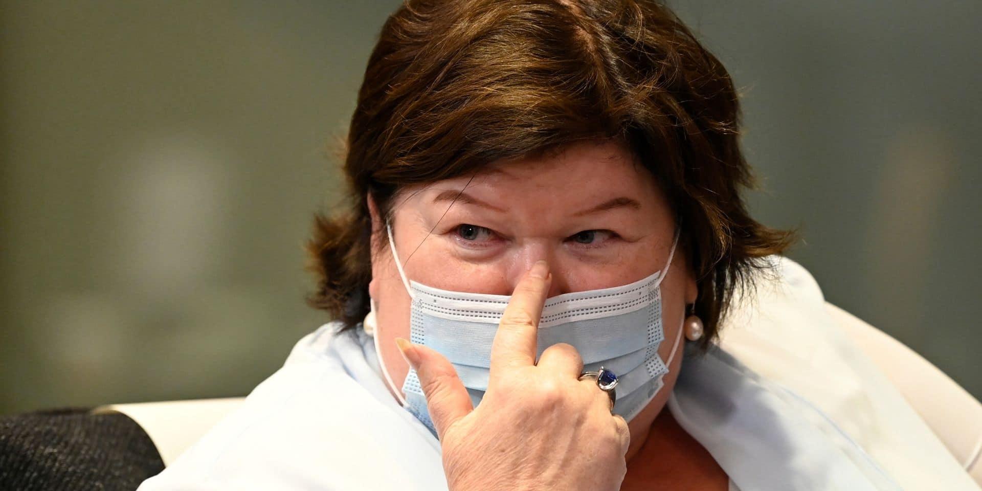 """La Belgique s'assure 7,5 millions de doses du futur vaccin contre le Covid-19: """"Nous sommes aussi candidats pour d'autres projets"""""""