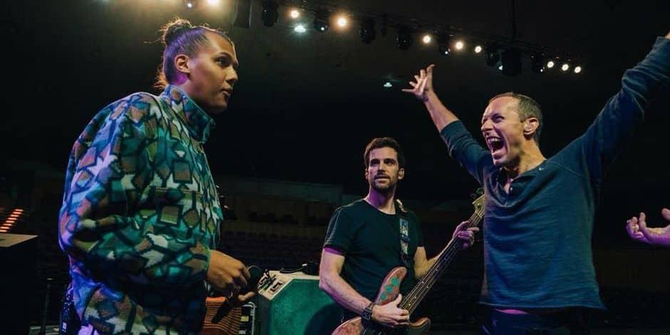 Coldplay et Stromae ont créé l'événement à Amman, en Jordanie
