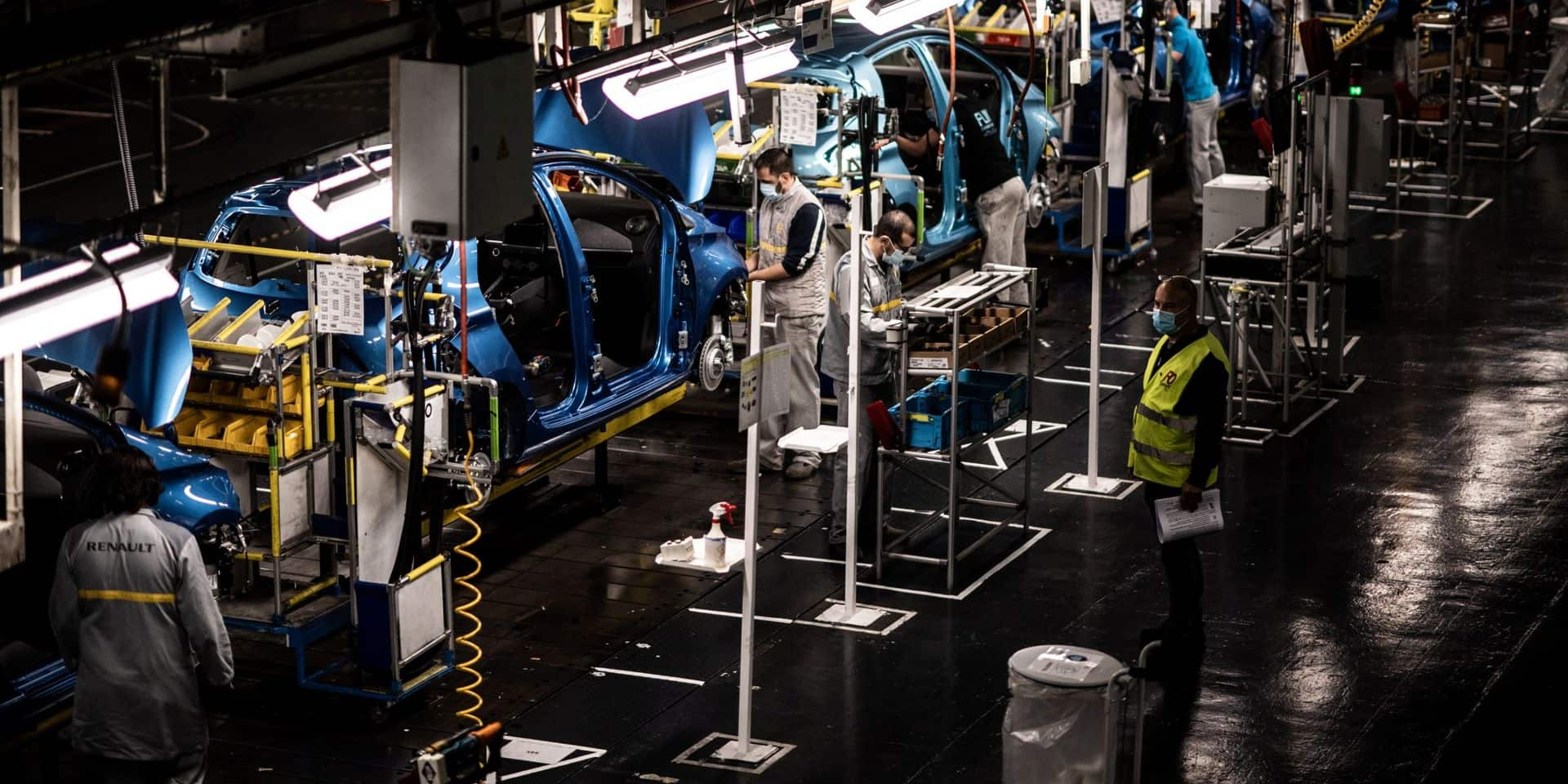 """Le gouvernement français durcit le ton face à Renault : """"Le constructeur peut disparaître, il faut être lucide"""""""